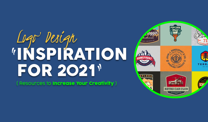 Logo Design Inspiration for 2021: Resources to Increase Your Creativity