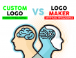 Custom Logo VS Top 15 Logo Makers