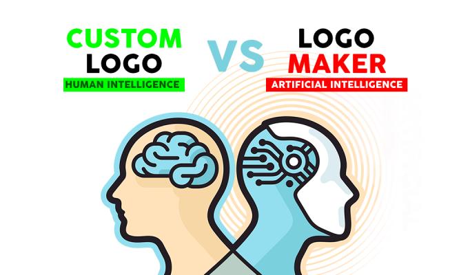 Custom Logo VS Top 15 Logo Makers